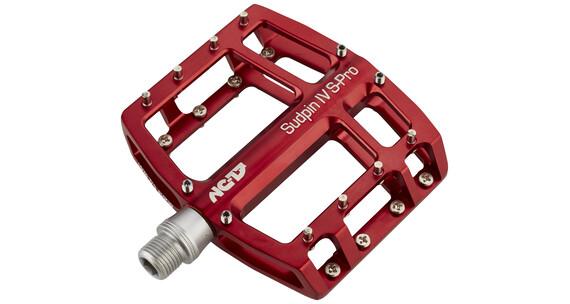NC-17 Sudpin IV S-Pro Pedał czerwony